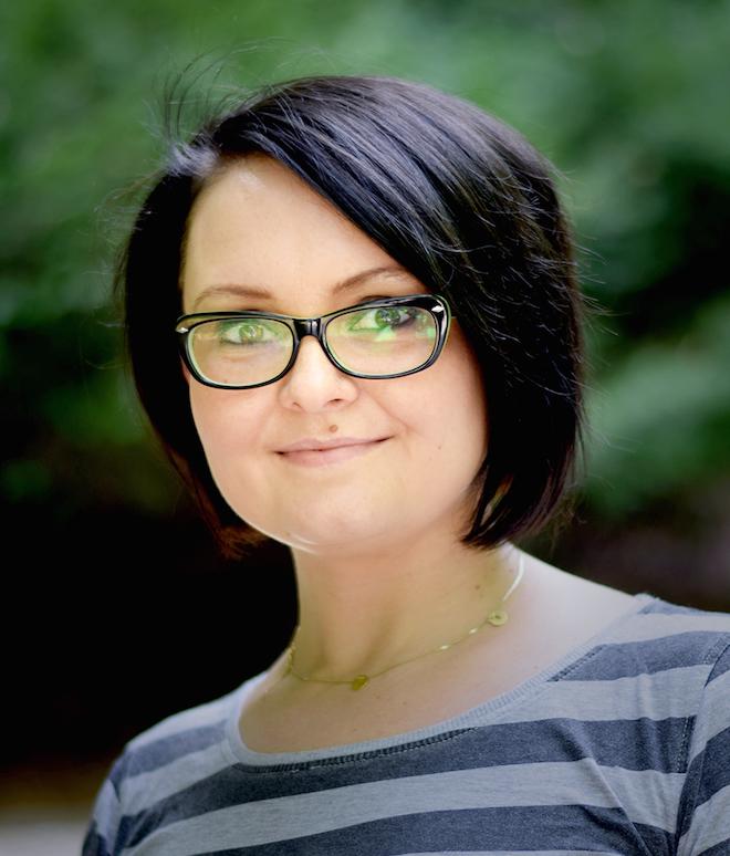 Hafija - Agata Aleksnadrowicz