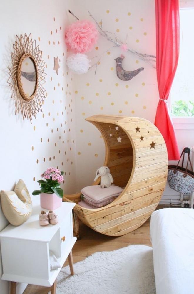 Pokój dziecka - dla dziewczynki