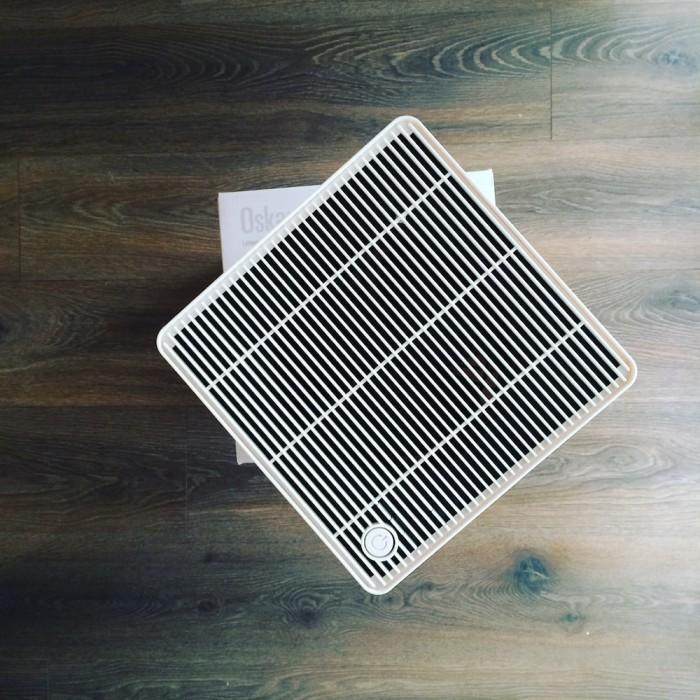Nawilżacz powietrza Oskar - Instagram
